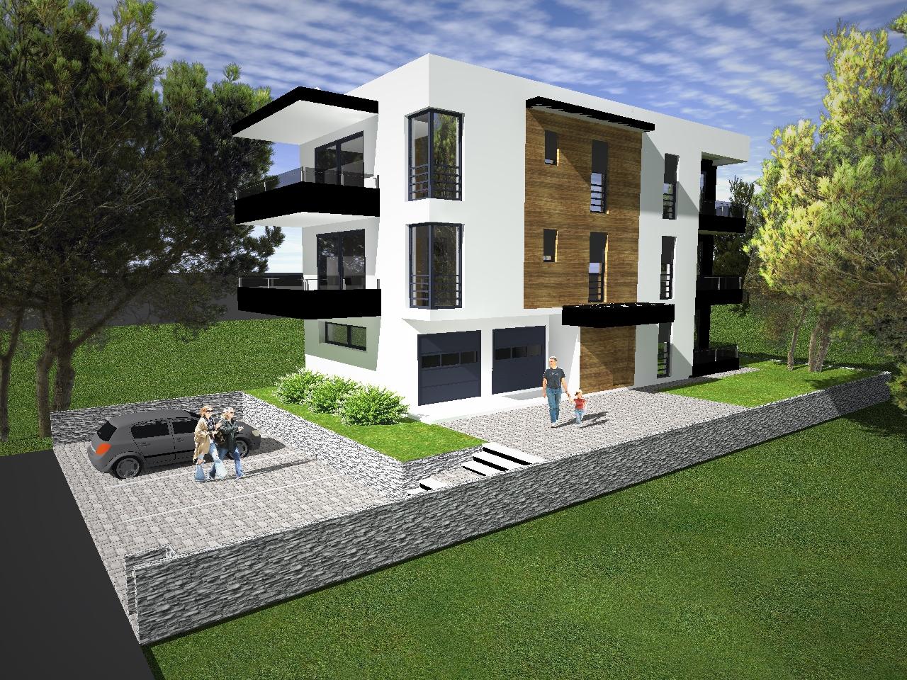 Проект Медулин, улица Мунида, дом 3