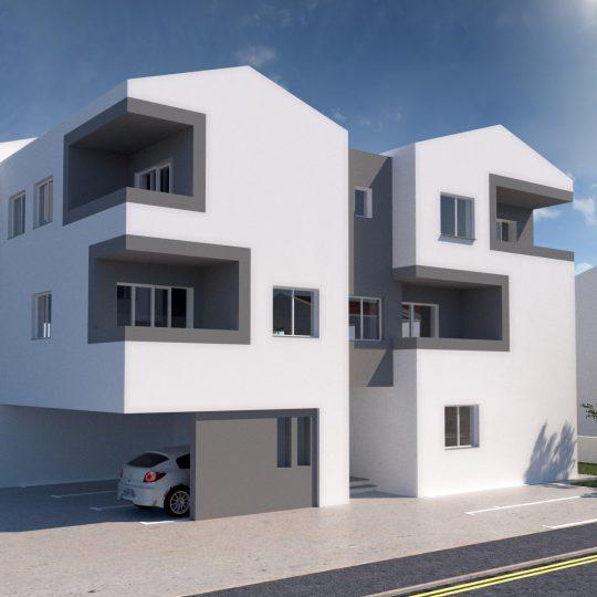 Projekt Ville Park 3 – Zgrade 1 i 2