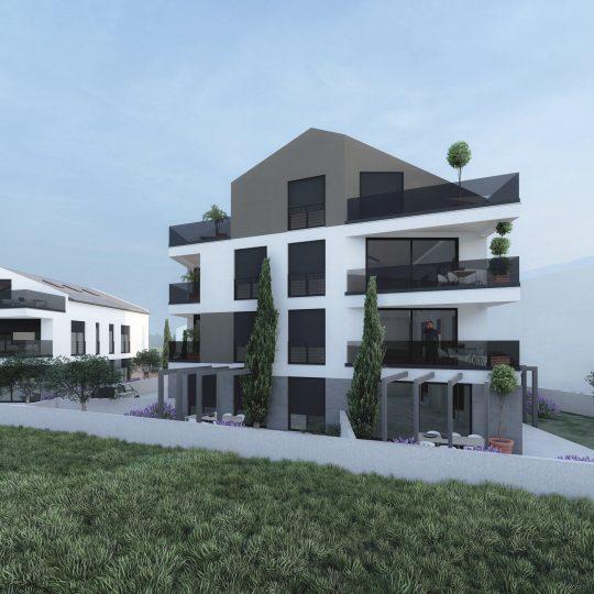 Projekt Peroj – Zgrada A