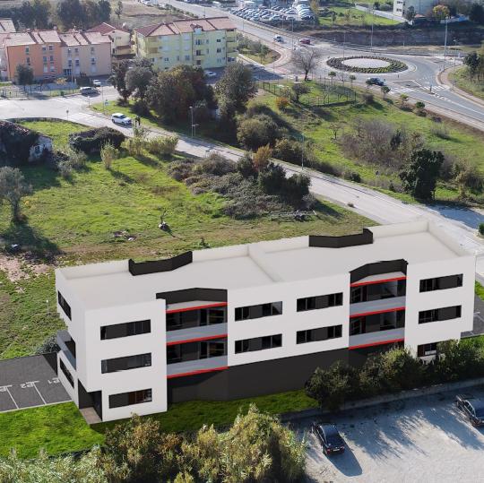Projekt Kapeleri 8 Zgrada – Zgrade 1 i 2