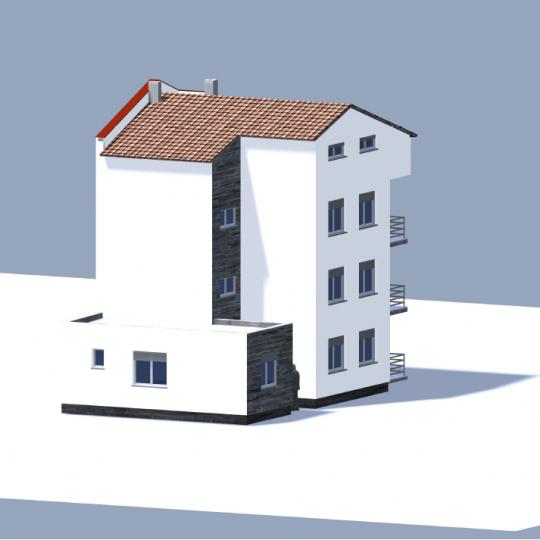Projekt Vitasovićeva Ulica