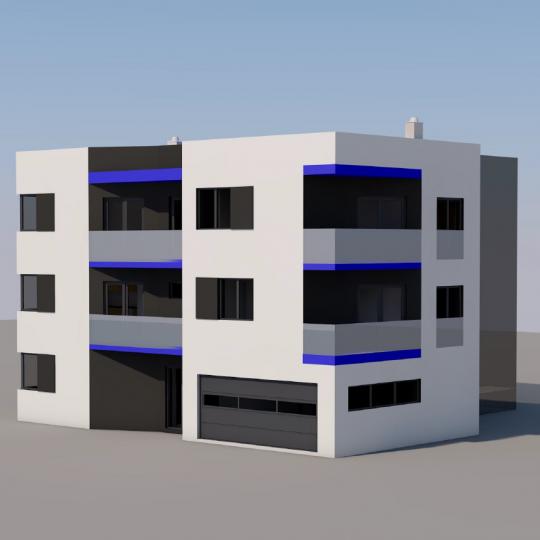 Projekt Kapeleri 8 Zgrada – Zgrade 4 i 5