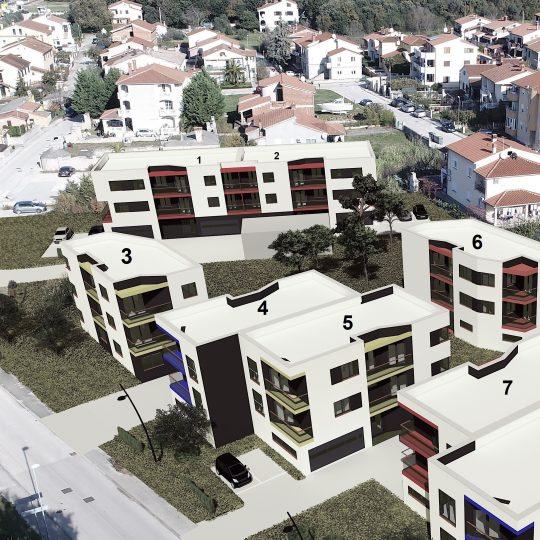 Projekt Kapeleri 8 Zgrada – Zgrada 3